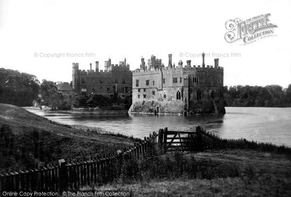 Photo of Leeds, Castle 1898
