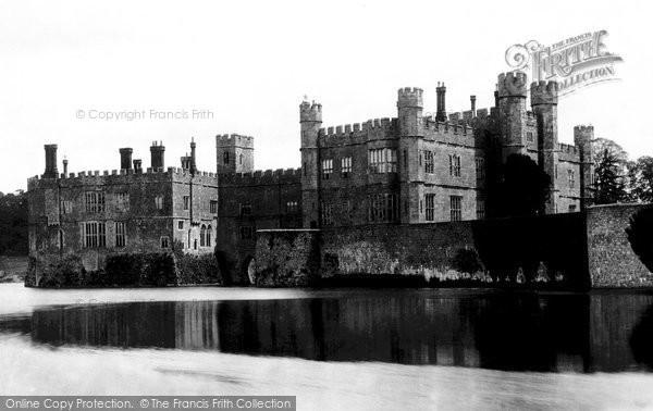 Photo of Leeds, Castle c.1880