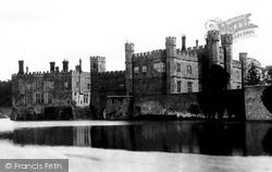 Castle c.1880, Leeds