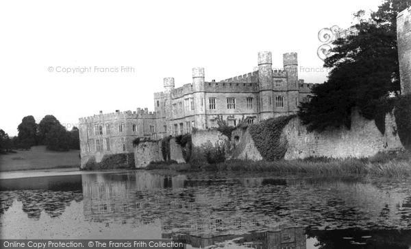 Photo of Leeds, Castle c.1955