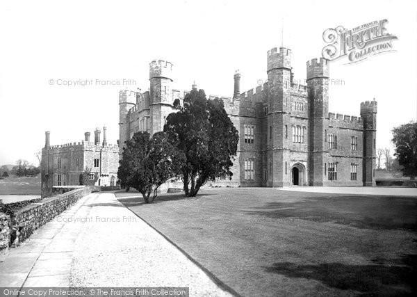 Photo of Leeds, Castle Courtyard 1892