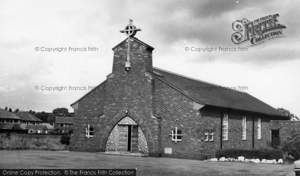 Photo of Leeds, Church Of The Holy Name, Lawnswood c.1965