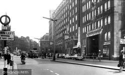 City Square c.1965, Leeds