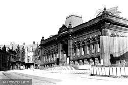 Institute, Cookridge Street c.1955, Leeds