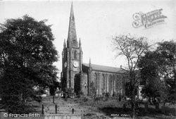 Leeds, Kirkstall, St Stephen's Church 1894