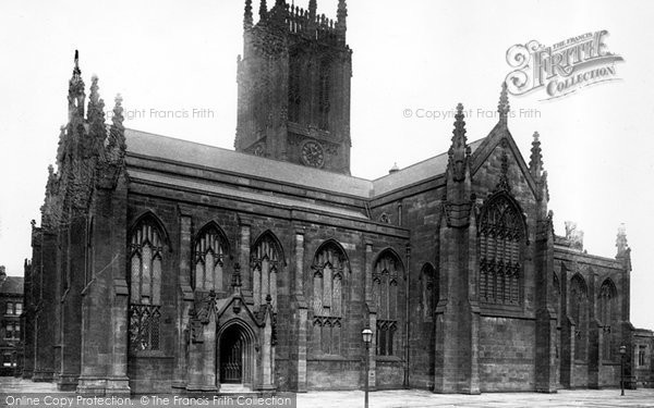 Photo of Leeds, Parish Church 1889