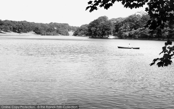 Photo of Leeds, Roundhay Park c.1960