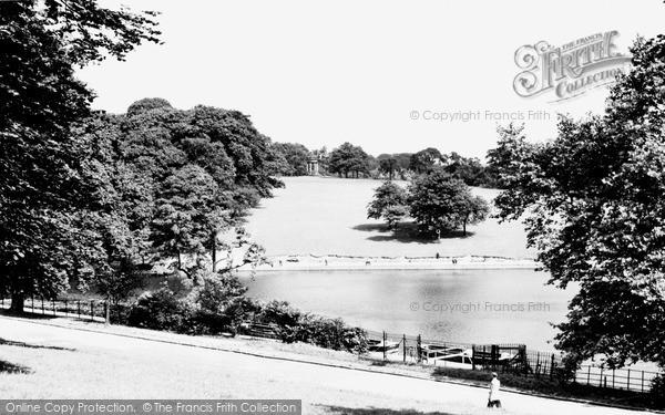 Photo of Leeds, Roundhay Park c.1960