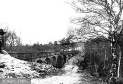 Seven Arches Aqueduct, Alwoodley 1891, Leeds