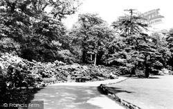 Temple Newsam Gardens c.1960, Leeds
