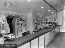 The Bar, Union Buildings c.1965, Leeds
