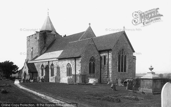 Photo of Leeds, The Church 1892