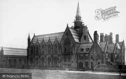 Leeds, The Grammar School 1888