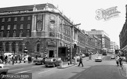 The Headrow c.1965, Leeds