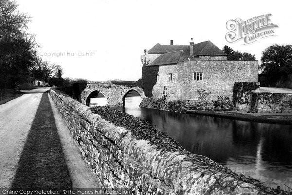 Leeds Castle,the Mill 1892,Kent
