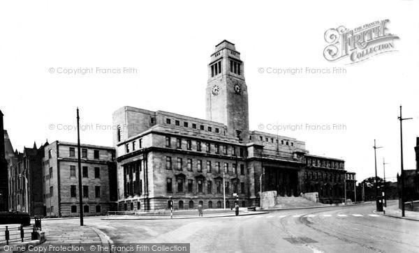Photo of Leeds, University Of Leeds c.1960