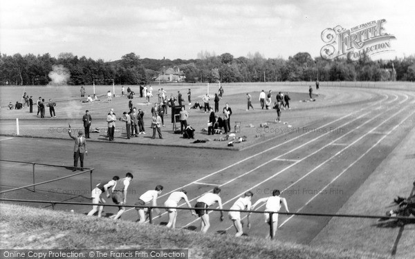 Photo of Leeds, University, Weetwood Athletic Grounds c.1960