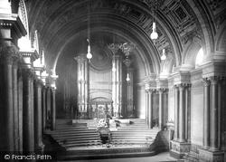 Victoria Hall 1888, Leeds