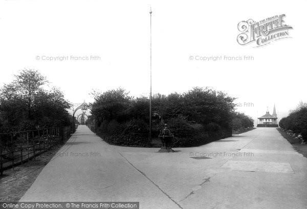 Leeds, Woodhouse Moor 1897