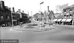Leek, Derby Street c.1955