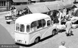 Leek, Ice Cream Van 1959
