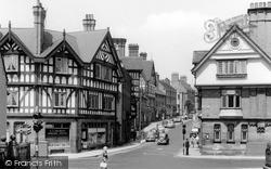 Leek, St Edward Street c.1955