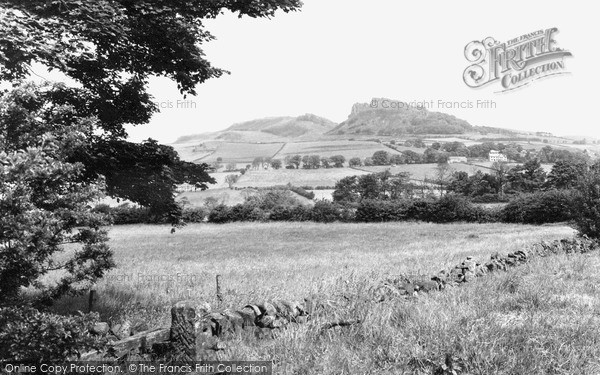 Photo of Leek, The Roaches c.1960