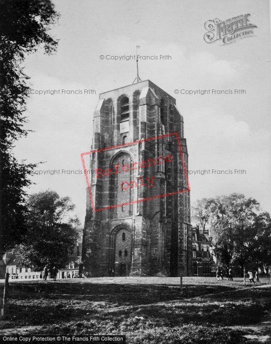 Photo of Leeuwarden, Oldehove c.1930
