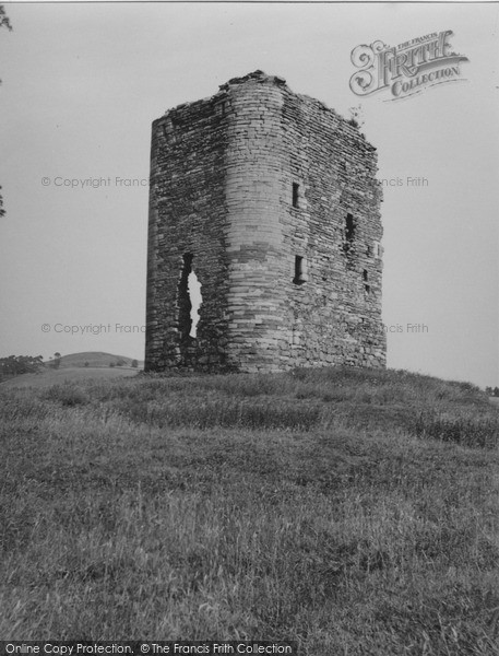 Photo of Legerwood, Corsbie Tower 1955
