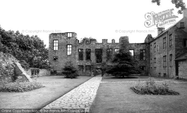 Photo of Leicester, Cavendish House, Abbey Park c.1955