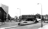 Leicester, Charles Street And Belgrave Gate c.1965