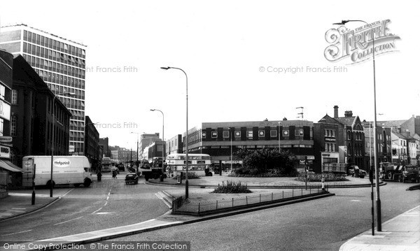Photo of Leicester, Charles Street c.1965