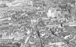 Leicester, From The Air c.1939