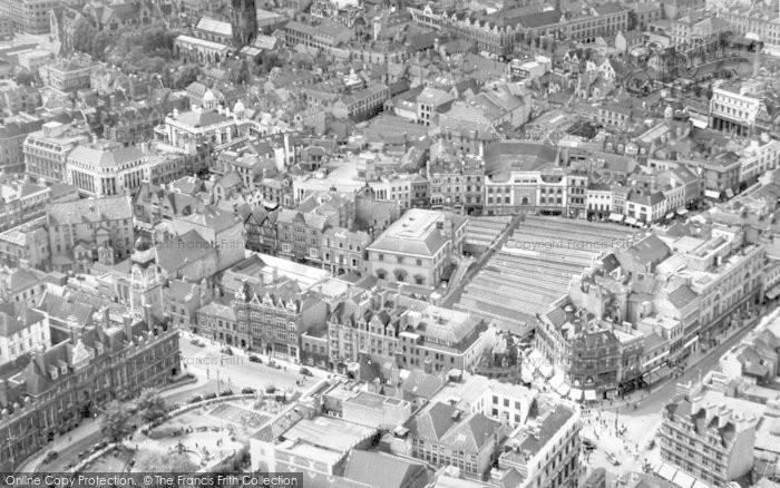 Photo of Leicester, From The Air c.1939