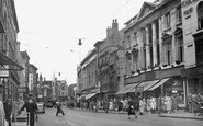 Leicester, Gallowtree Gate 1949