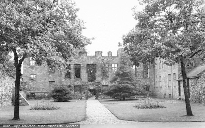 Photo of Leicester, The Abbey c.1955