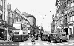 Leicester, The Haymarket 1949