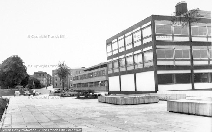 Photo of Leicester, University Of Leicester c.1965