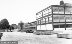Leicester, University Of Leicester c.1965