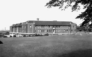 Leicester, Wyggeston Girls School c1950