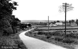 Batcombe Road c.1960, Leigh