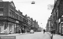 Bradshawgate c.1950, Leigh