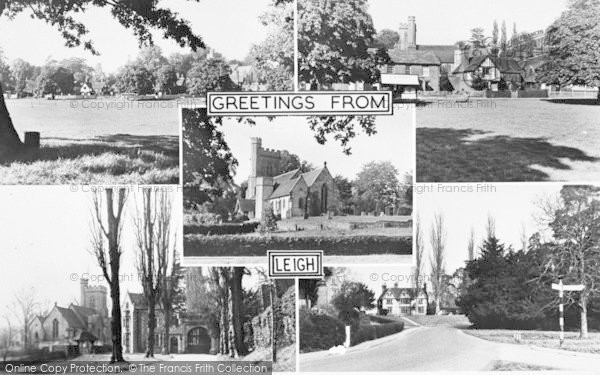 Photo of Leigh, Composite c.1960