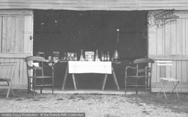 Photo of Leigh Green, A Drinks Stall c.1960