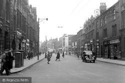Market Street c.1950, Leigh