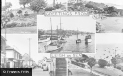 Leigh-on-Sea, Composite c.1955