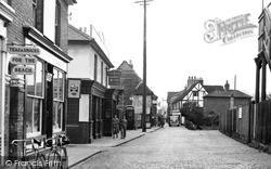 High Street c.1950, Leigh-on-Sea