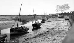 Low Tide c.1955, Leigh-on-Sea