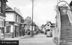 Old Town c.1955, Leigh-on-Sea