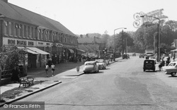 Shopping Parade, Eastwood Road North c.1960, Leigh-on-Sea